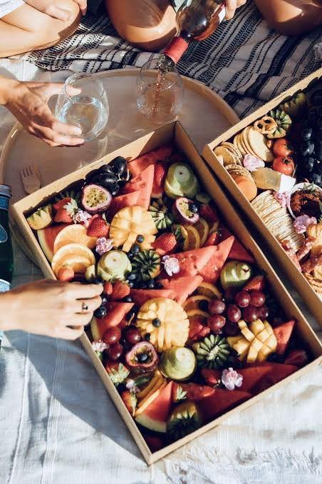 Seasonal Fruit Trays