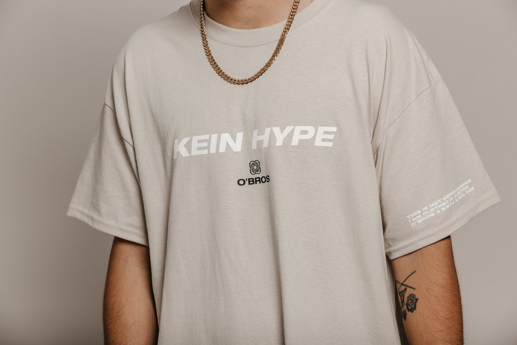 KEIN HYPE SHIRT