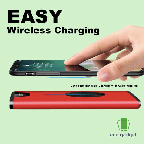 SMART Power Bank with Wireless charging - 20.000mAH