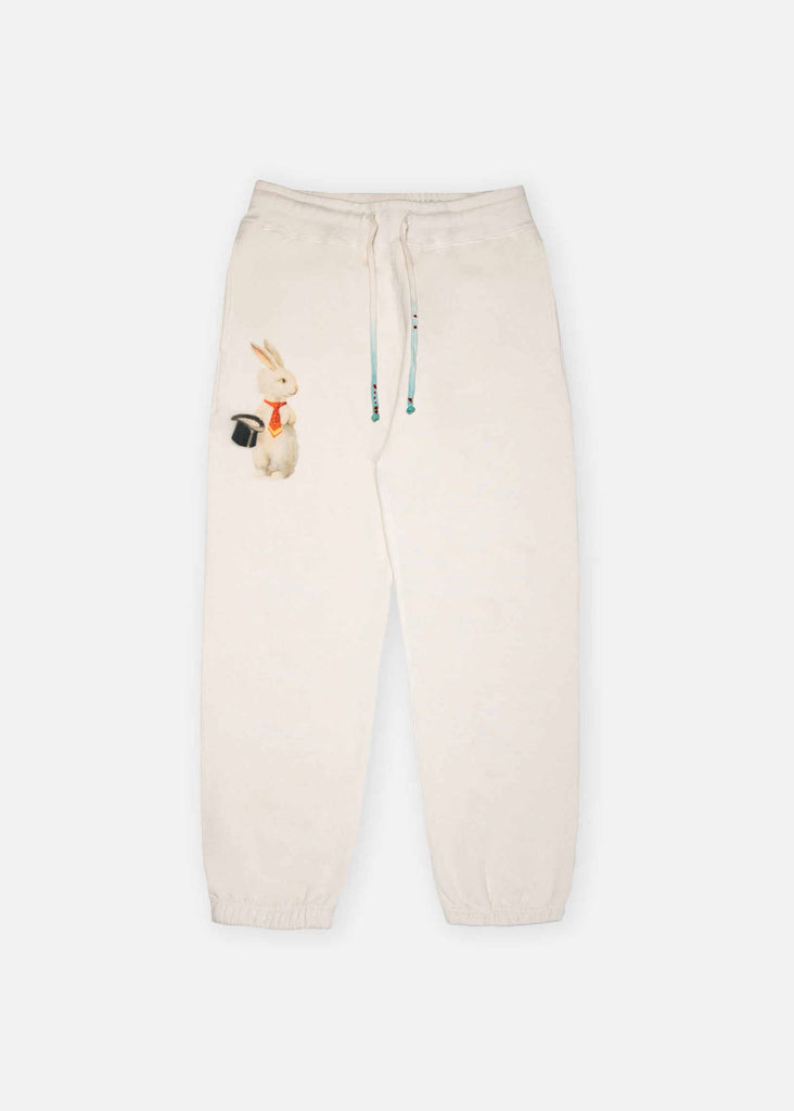 Oatmeal Bunny Sweatpants