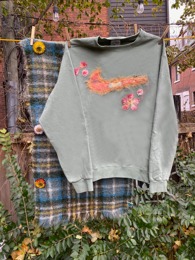 Mohair Sweater #4