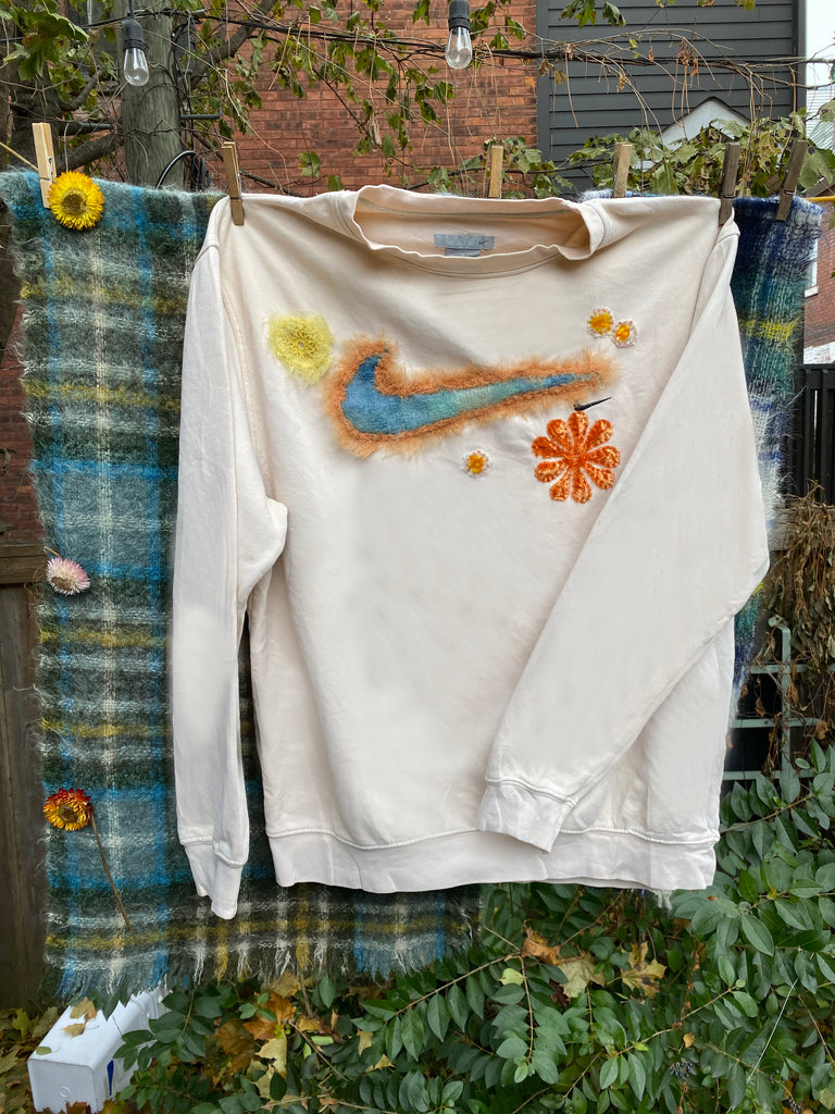 Mohair Sweater #13