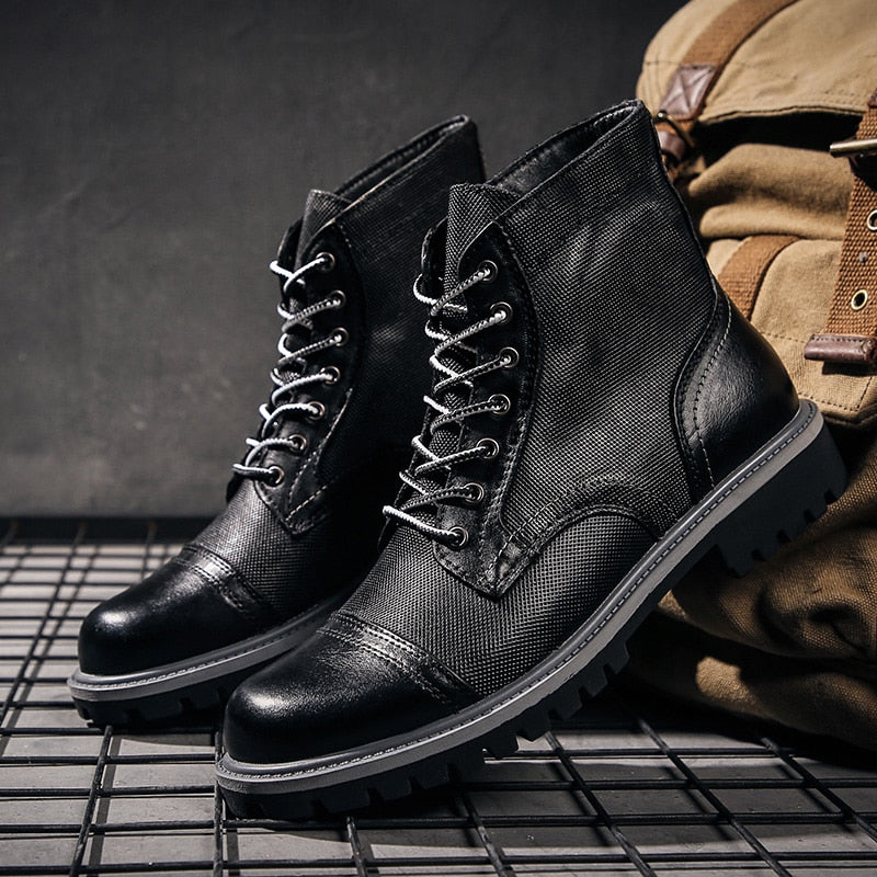 The Inception Handcrafted Boots