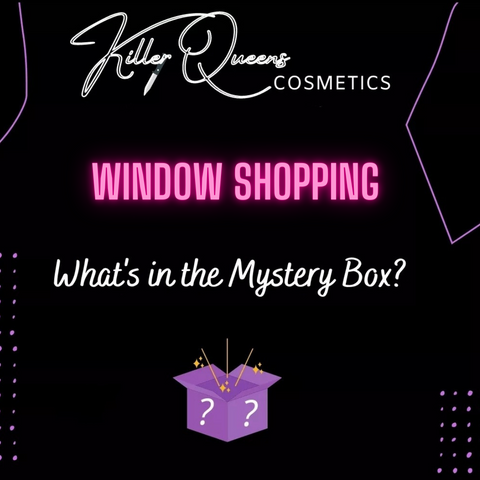 Window Shopping Mystery Box