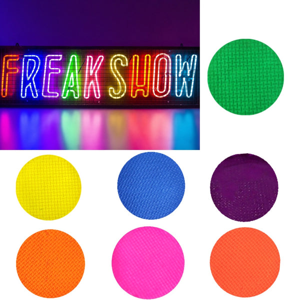 Neon FreakShow Collection