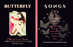 Butterfly Official Lyric E-Book (Download)