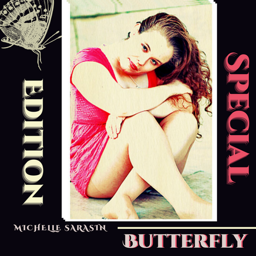Butterfly Special Edition (Physical) CD SIGNED Copy