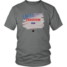 Load image into Gallery viewer, Freedom Born T-Shirt