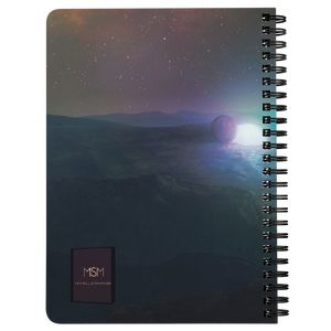 Journal of Dreams Notebook