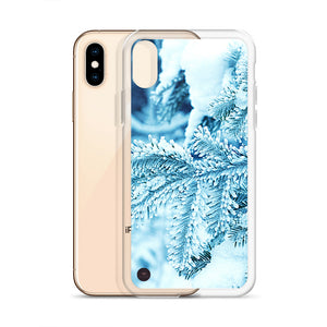 The First Frost iPhone (7/8, X/XS, XR) Glitter Case
