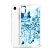 Load image into Gallery viewer, The First Frost iPhone (7/8, X/XS, XR) Glitter Case