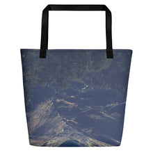 Load image into Gallery viewer, White Mountain Tote Bag