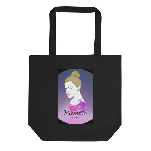 Michelle Sarasin Music Tote Bag