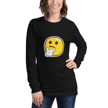 Load image into Gallery viewer, What? Unisex Long Sleeve Tee