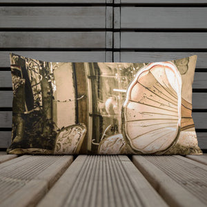 Vintage Life Pillow