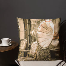 Load image into Gallery viewer, Vintage Life Pillow