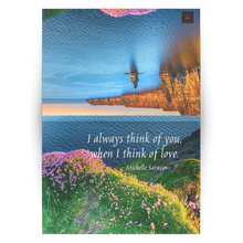 Load image into Gallery viewer, Think of You - Greeting Card Set