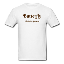Load image into Gallery viewer, Butterfly Tribe Men's T-Shirt - white
