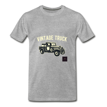 Load image into Gallery viewer, Vintage Mobile T-Shirt - heather gray