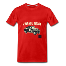 Load image into Gallery viewer, Vintage Mobile T-Shirt - red