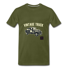 Load image into Gallery viewer, Vintage Mobile T-Shirt - olive green