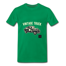 Load image into Gallery viewer, Vintage Mobile T-Shirt - kelly green
