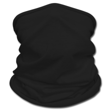 Load image into Gallery viewer, Black Face Mask/Scarf - black