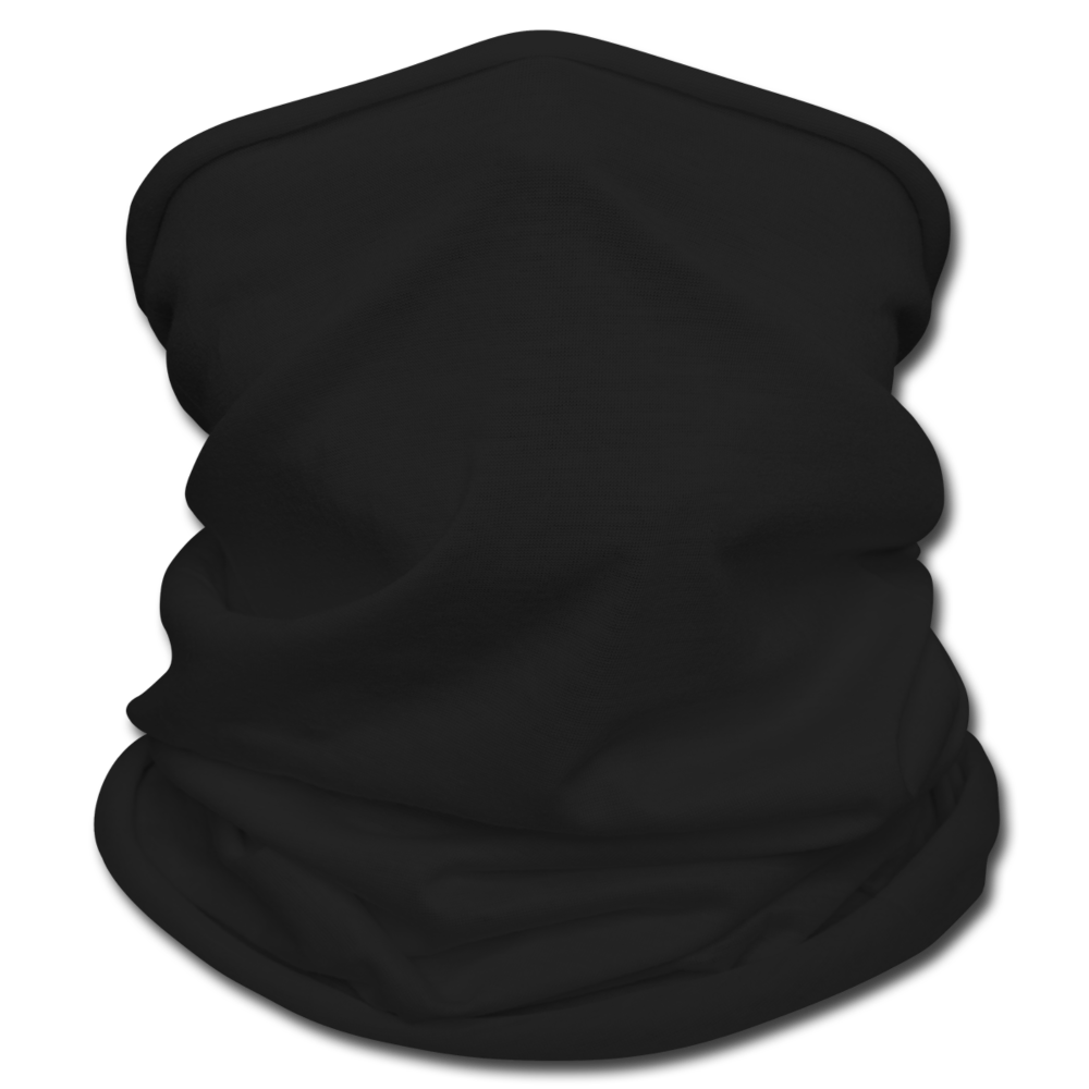 Black Face Mask/Scarf - black