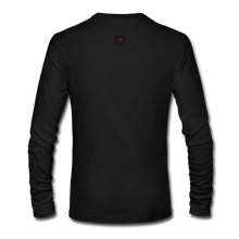 Load image into Gallery viewer, Ghosted Long Sleeve Shirt - black
