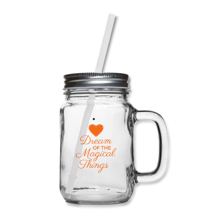 Magical Things Mason Jar - clear