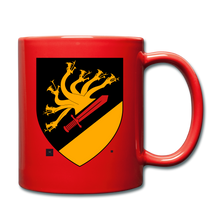 Load image into Gallery viewer, Dragon Crest Mug - red