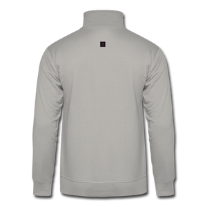 Skier Strong Men's Pullover - light gray