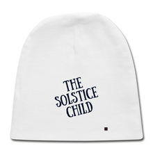 Load image into Gallery viewer, The Solstice Child - white