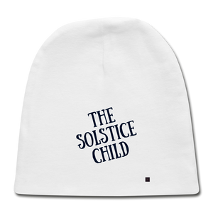 The Solstice Child - white