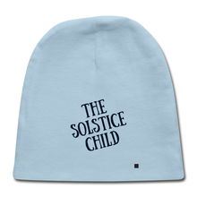 Load image into Gallery viewer, The Solstice Child - light blue