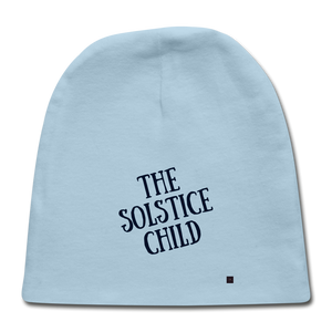 The Solstice Child - light blue