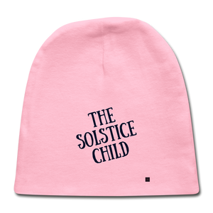The Solstice Child - light pink