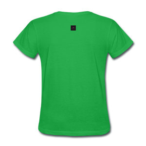 Hope For The Holidays Women's T-Shirt - bright green
