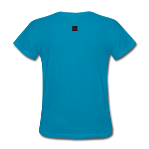 Hope For The Holidays Women's T-Shirt - turquoise