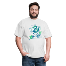 Load image into Gallery viewer, Earth Music T-Shirt - white