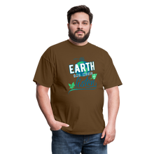 Load image into Gallery viewer, Earth Music T-Shirt - brown