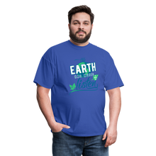 Load image into Gallery viewer, Earth Music T-Shirt - royal blue