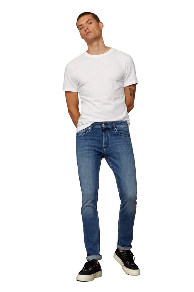 Jeans - Charles - Myla Worn In