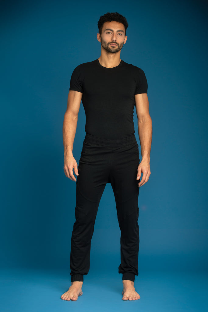 T-Shirt - Core T Black - Schwarz