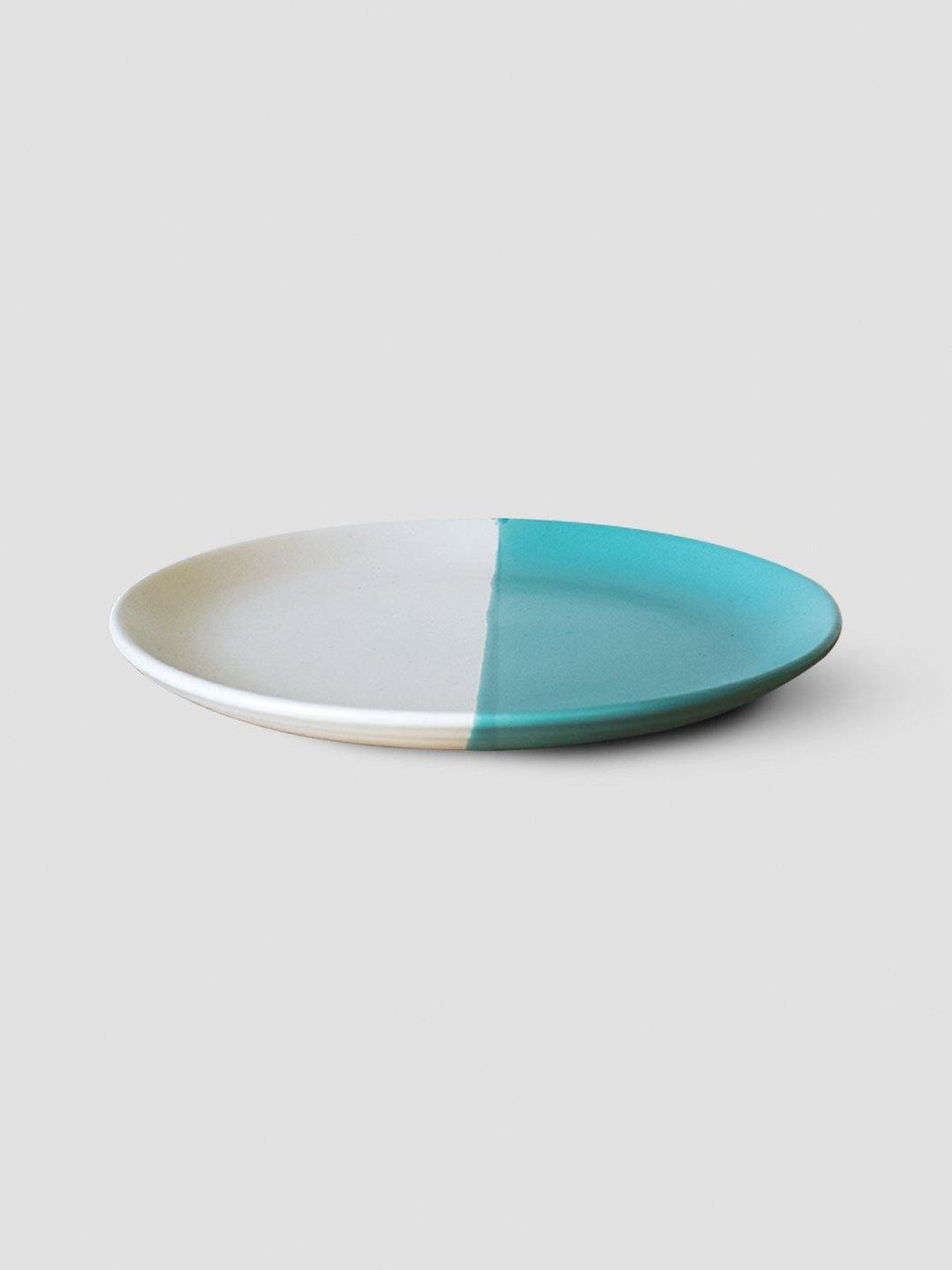 "Dinner Piato Blue 10"" - Thevasa"