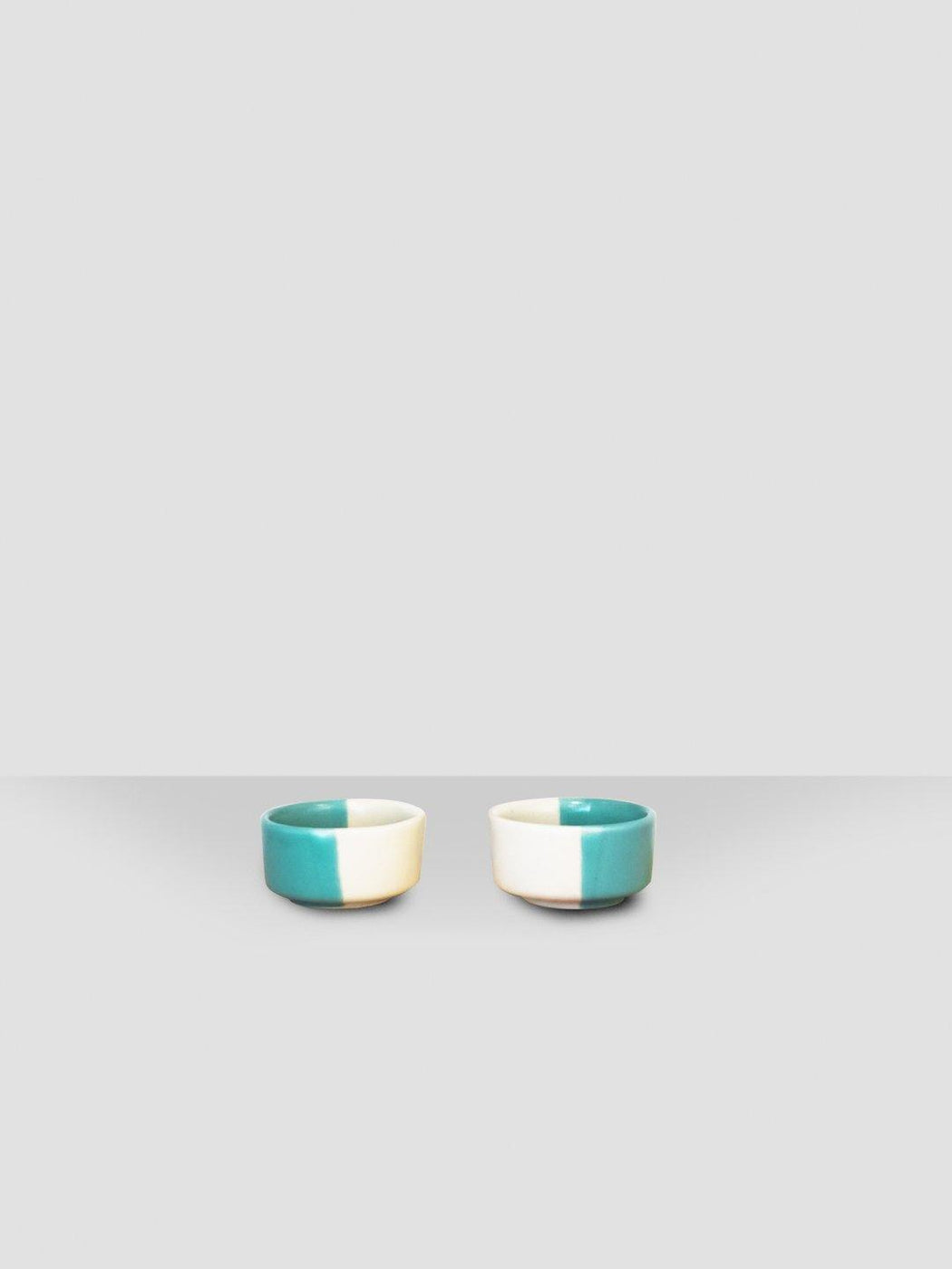 Katori Blue - Set Of 2 - Thevasa