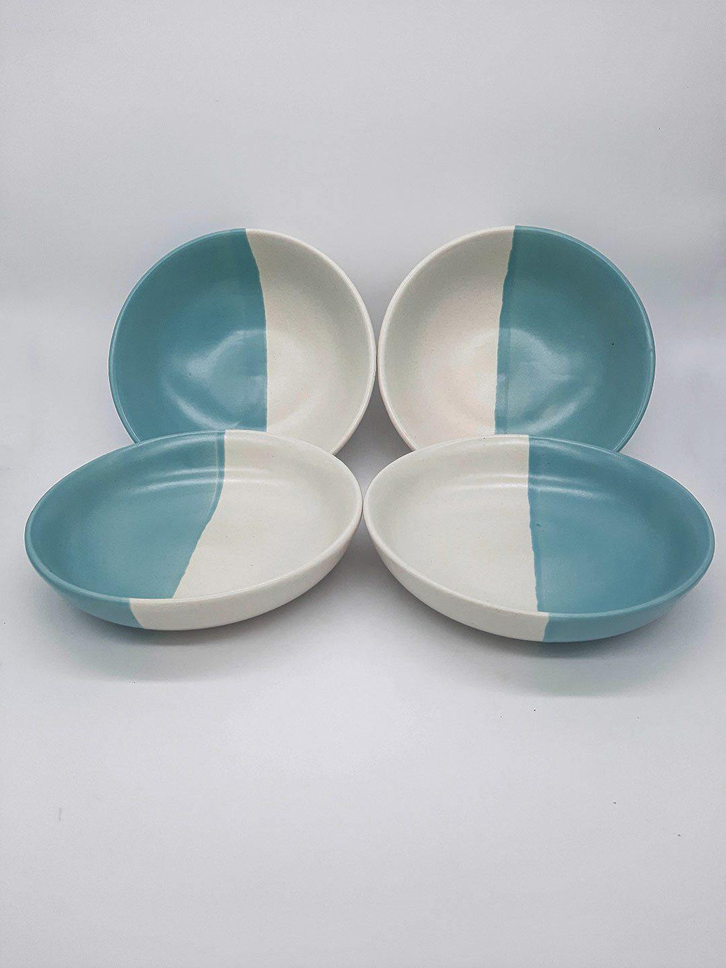Kypelo Bowl Blue - Set of 4 - Thevasa