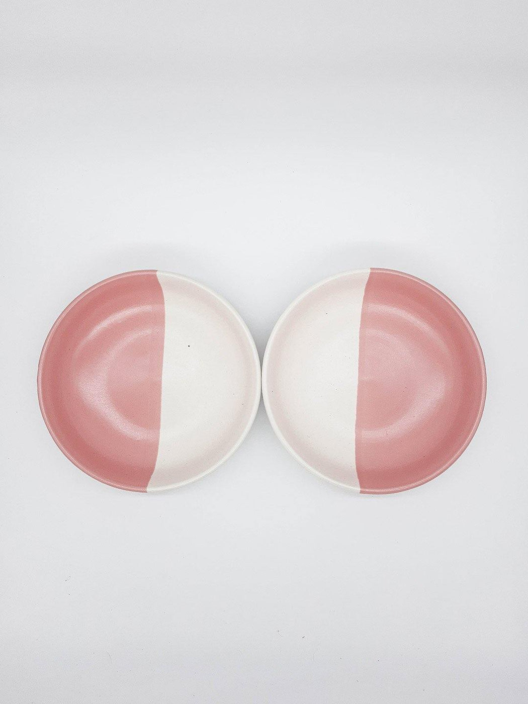Kypelo Bowl Pink - Set of 2 - Thevasa