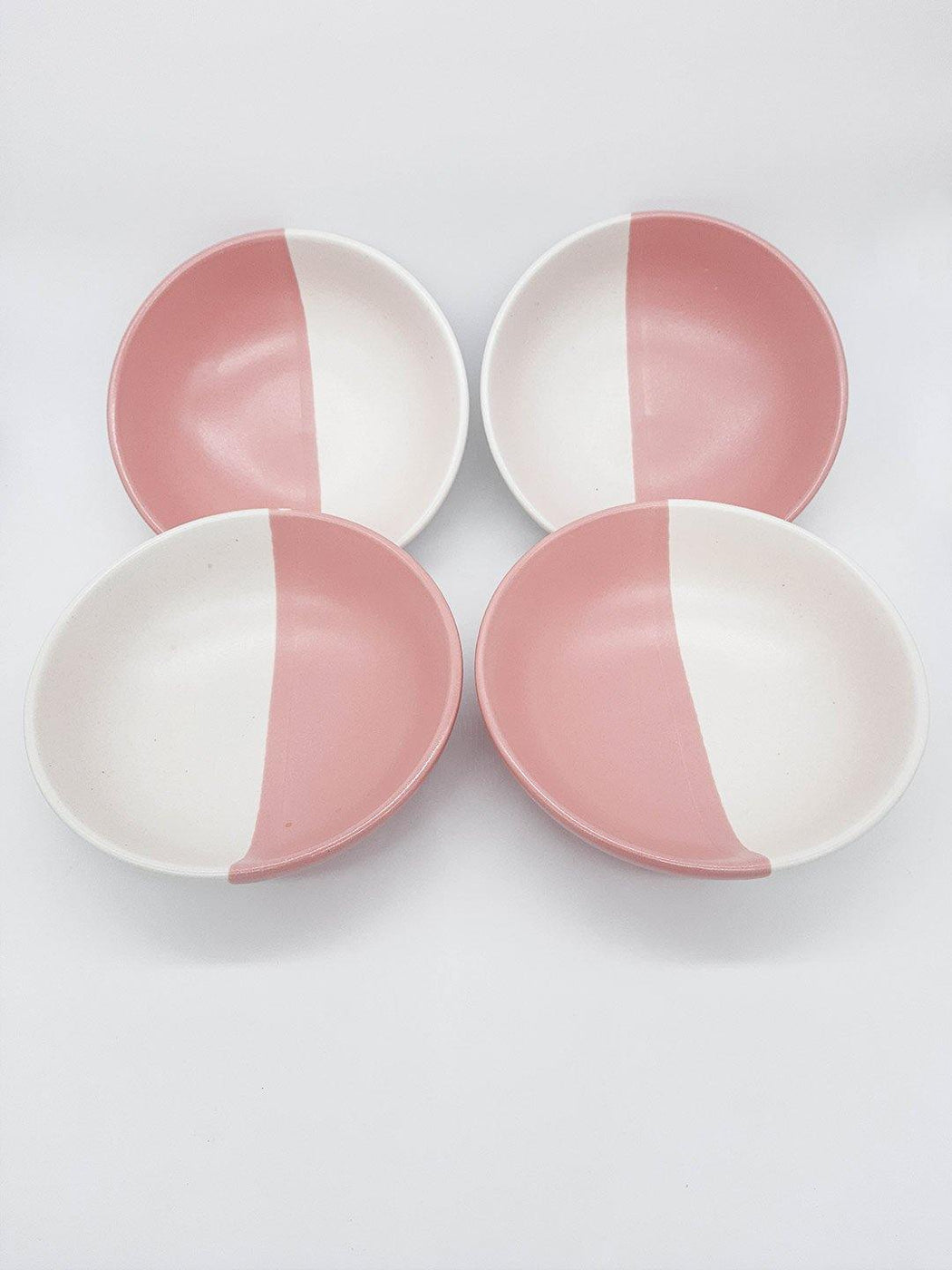 Kypelo Serve Pink - Set Of 4 - Thevasa