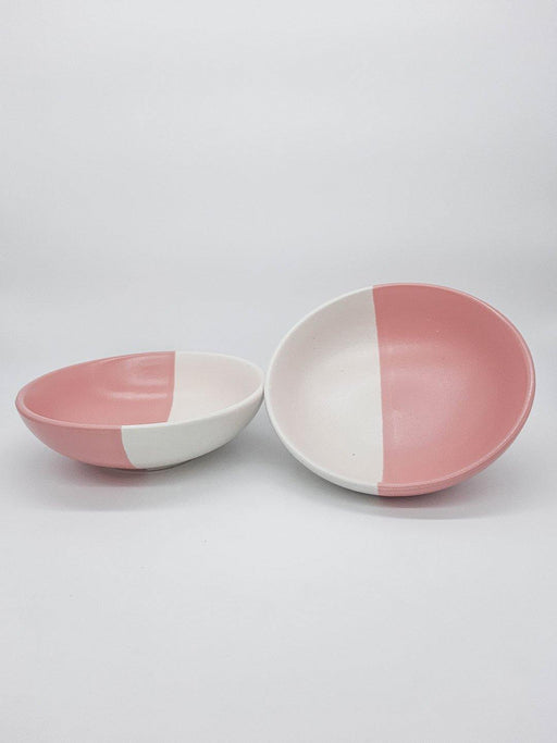 Kypelo Serve Pink - Set Of 2 - Thevasa